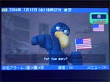 PSP:エンターテインメント通訳ソフト「TALK MAN」。音声認識で言葉を翻訳。旅行やコミュニケーションに楽しく使えそう。英語の発音チェックモードもあり