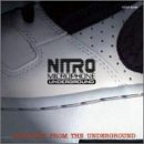 STRAIGHT FROM THE UNDERGROUND NITRO MICROPHONE UNDERGROUND