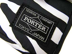 物欲アイテム:HEADPORTER ZEBRA iPod Case