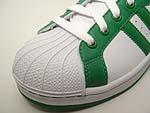 adidas ULTRASTAR WHITE/FAIRWAY アディダス ウルトラスター