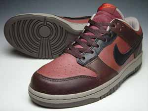 nike dunk low pro red wood ナイキ ダンク ロウ プロ レッドウッド