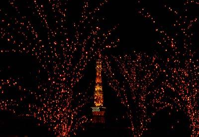 2005年の東京タワー
