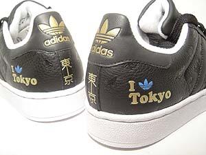 アディダス スーパースター 35周年「東京」