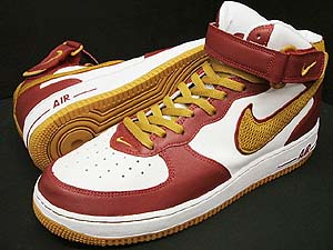 nike air force 1 mid [hoop heat pack] cleveland cavalers ナイキ エアフォース1 ミッド「フープ ヒート パック」