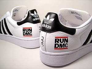 アディダス スーパースター 35周年 「RUN DMC」