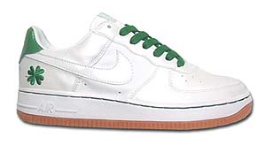 nike wmns air force1 [st.patrick's day] ナイキ エアフォース1 「セント・パトリックス・ディ」