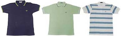 fred perry polo shirt フレッドペリー ポロシャツ