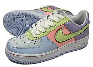 nike air force1 [easter] (titanium/lime ice-storm pink) ナイキ エアフォース1 「イースター」