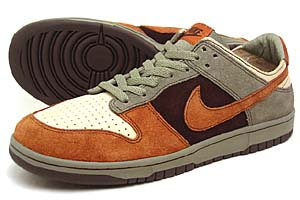 nike dunk low nl (net/desert clay-classic olive-brown) ナイキ ダンク ロー NL (ブラウン) 製品版?