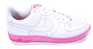 nike air force 1 [ice cube pack] (307109-113) ナイキ エアフォース1 「アイスキューブ パック」(ピンク)