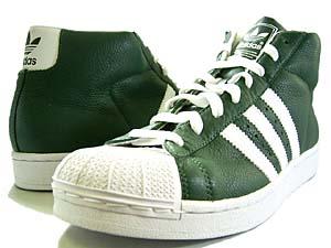adidas pro model ii (103616 forest/r.white) アディダス プロモデル2 (グリーン/ホワイト)