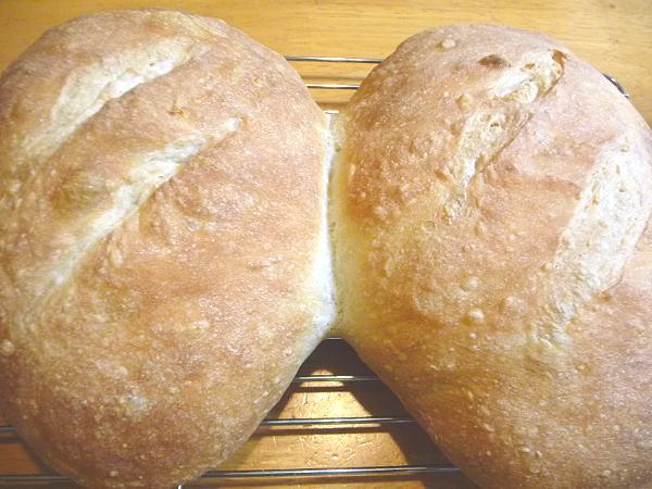 ずぼらパン
