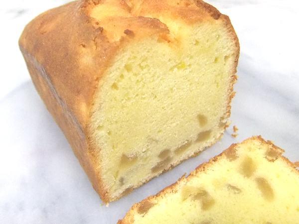 新生姜のケーキ