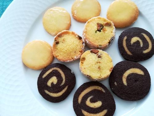 アソートクッキー
