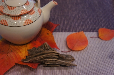 「Tea time」岸本桂生子