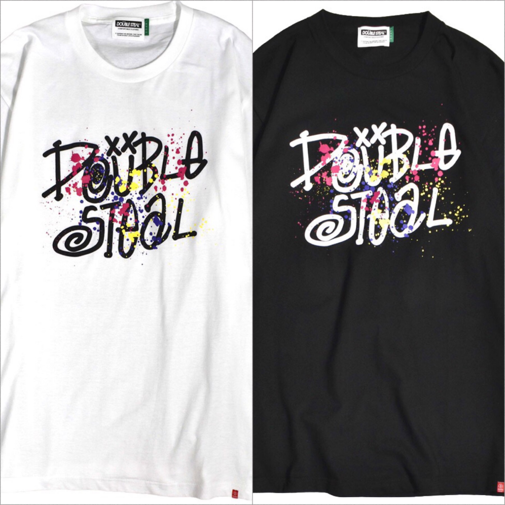 3 COLOR SPLASH Tシャツ