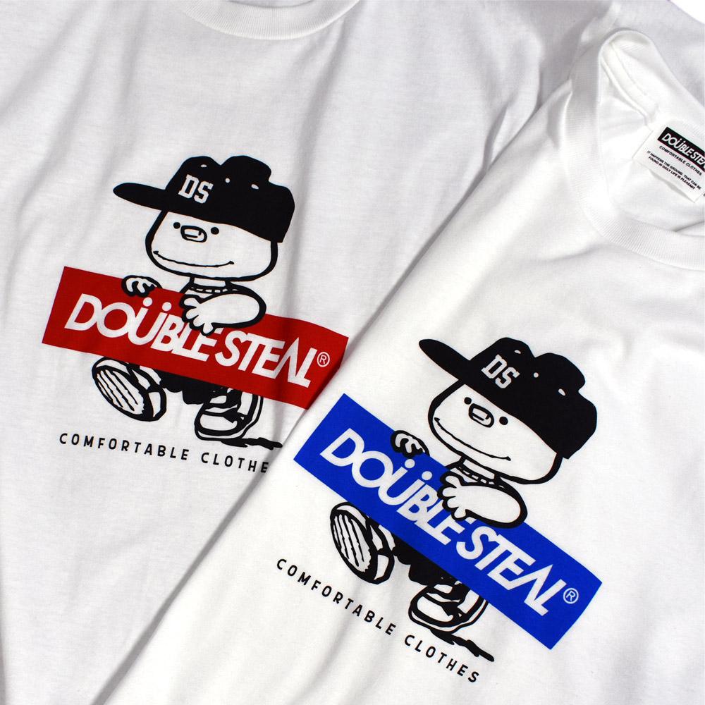 BOX DOUBZ Tシャツ
