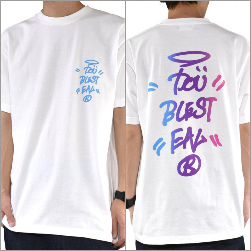 ANGEL Marker Gradation Tシャツ