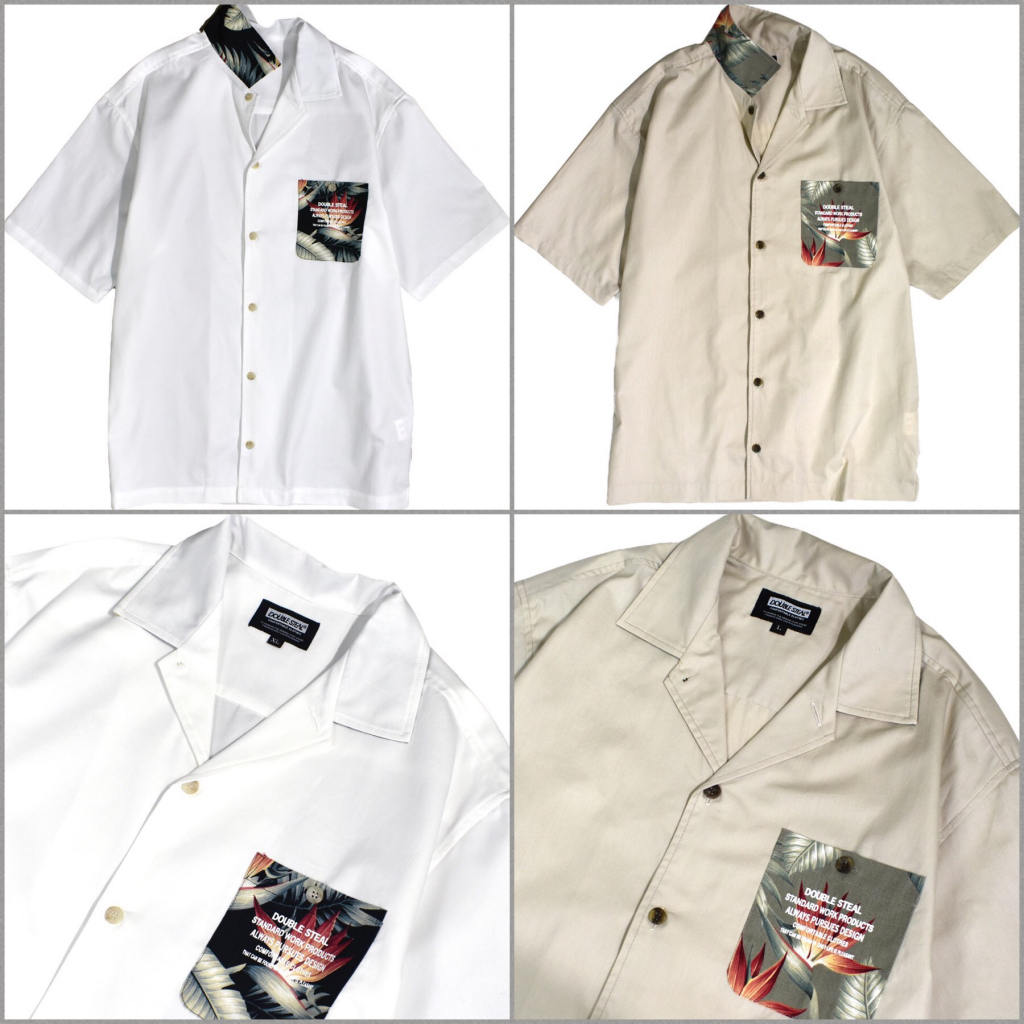 ALOHA Pocket Shirts