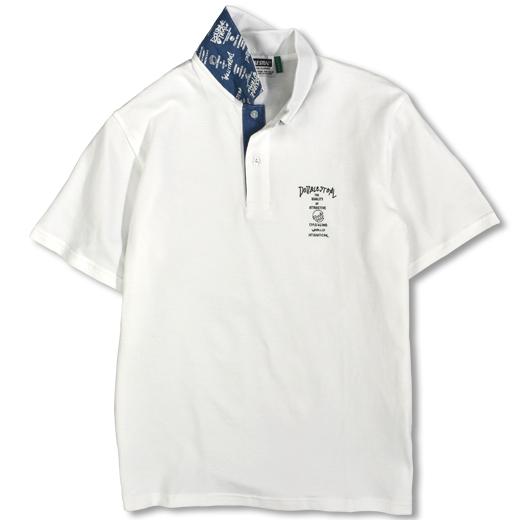 e04e97942baf81 DS World Logo POLO ポロシャツ