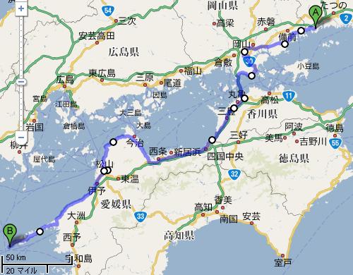 20100504走行軌跡