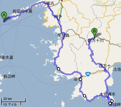 20100505走行軌跡