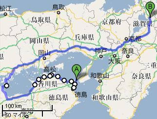 20100507走行軌跡