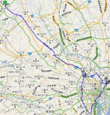 20101230浅草→池袋マビノギオフ会