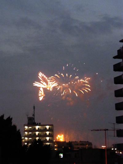 隅田川の花火 始まり始まり
