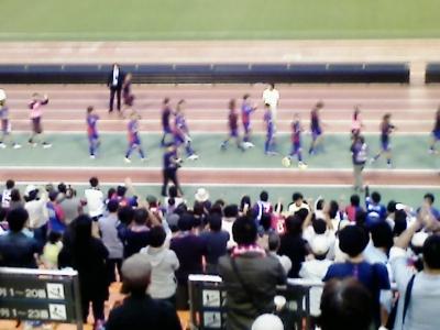おめでと〜!ありがと〜!FC東京