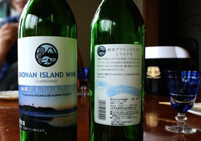 湘南ご当地ワイン 軽い白