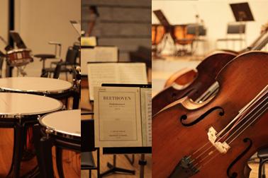 団員募集 ヴァイオリン コントラバス 打楽器
