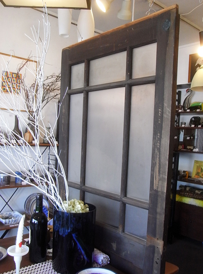 アンティーク建具、ドア、扉、引き戸、住宅パーツ