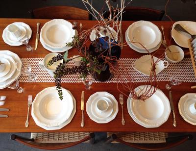 白い食器、テーブルウェア、ノリタケ、ローゼンタール、白磁、ジューンブライド