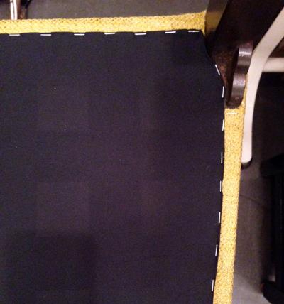 椅子修理、ウレタン、張替え、クッション交換、レストア、ナンセンス下北沢