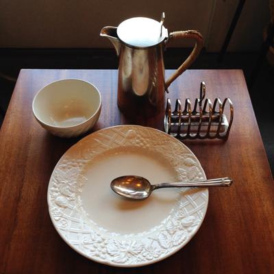 イングリッシュブレックファースト、クラシック、テーブルウェア
