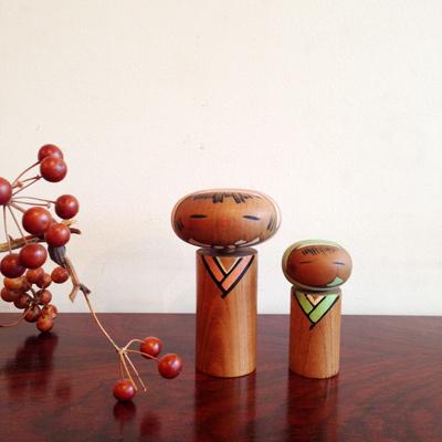 こけし、人形、伝統工芸、民芸品、お土産、郷土