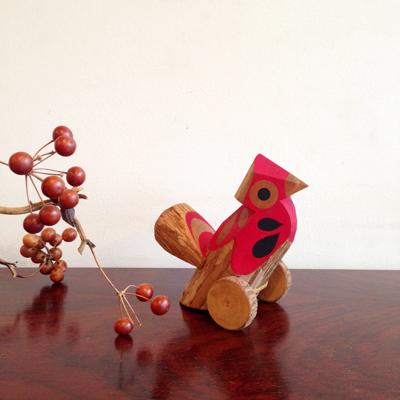 郷土玩具、きしまやま一刀彫、佐賀、鳥、民芸品、きやつぐろ