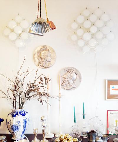 ヴィンテージ、アンティーク、ガラス、シャンデリア、ウォールランプ、ブラケットランプ、モダン、イタリア、ムラノガラス、山田照明