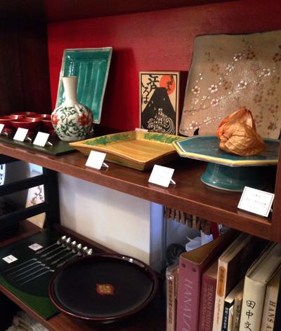 お正月、和のしつらえ、和食器、漆器、銀器、正月飾り、ディスプレイ、ナンセンス