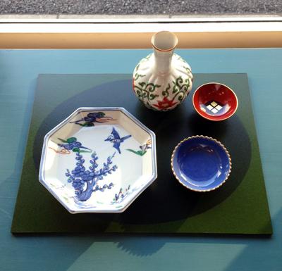 塗盆、テーブルマット、ランチョンマット、漆風、ハレの日、お正月