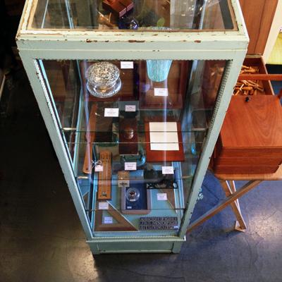 パンケース、古道具、ガラスケース、キャビネット、商店什器、ヴィンテージ家具