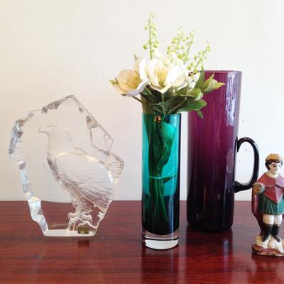 リーヒマエン、タマラアラディン、ガラスベース、rihimaen、tamaraaladin、北欧ヴィンテージ、ガラス