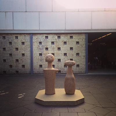 モダニズム建築、神奈川県立近代美術館鎌倉、坂倉準三、イサムノグチ、鎌倉、閉館