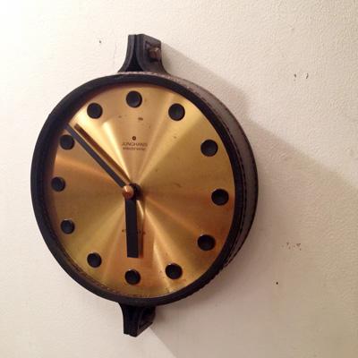 ユンハンス、掛け時計、ヴィンテージ、ウォールクロック、junghans