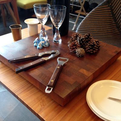 木工品、北欧ヴィンテージ、チーク、カッティングボード、モダンデザイン、北欧、テーブルウェア