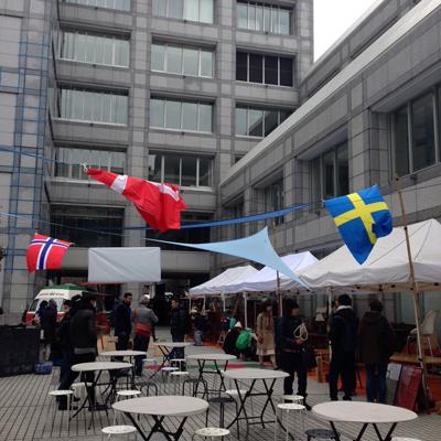 ノルディックライフスタイルマーケット、ファーマーズマーケット、国連大学、青山、nordiclifestylemarket