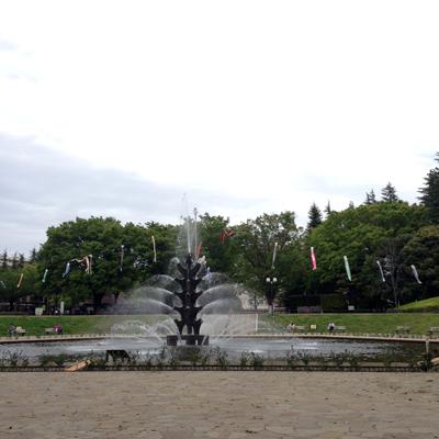 世田谷公園、鯉のぼり、公園、自然、日常、暮らし