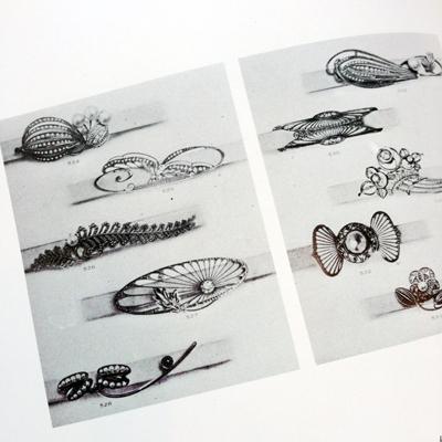 ジュウリー美学、根岸佑治、1974、ジュエリーデザイン、東京書房社