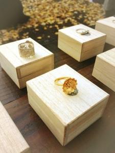 ラムネカフェ 指輪